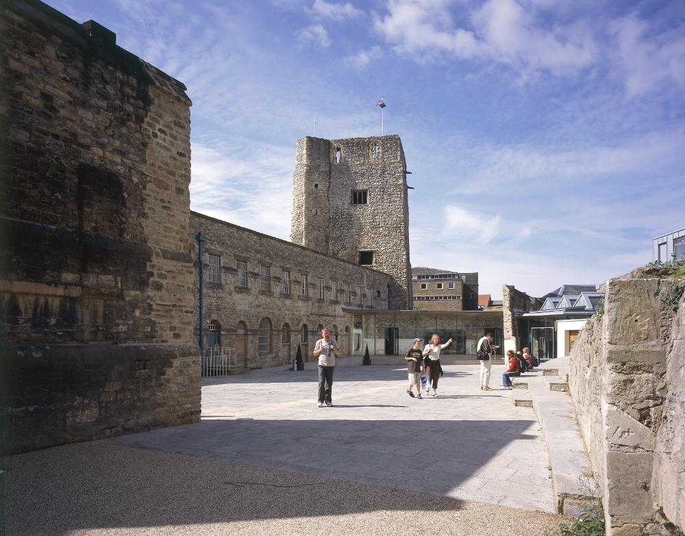 The Castleyard